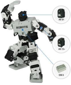 CM-5 pada robot prajurit